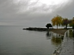 More of the waterfront in Lutry