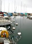 Dock in Lutry.